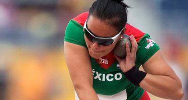 Rebeca Valenzuela, bronce en lanzamiento de bala en Paralímpicos de Río