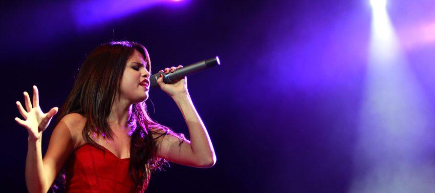 Selena Gomez canceló sus conciertos en México