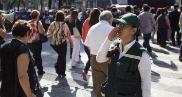 Se realiza exitosamente macrosimulacro sísmico en la Ciudad de México