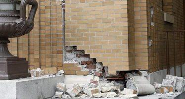 Sismo de 5.6 grados en la escala de Richter sacude a Oklahoma