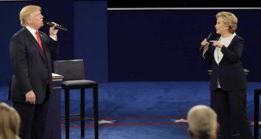 Campaña de Trump va en picada tras el debate del domingo