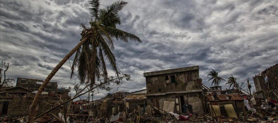 ONU pide recaudar más de 119 mdd para damnificados por Matthew en Haití