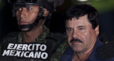 """La PGR confía en extraditar al """"Chapo"""" hacia EU este año"""