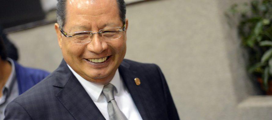 Flavino Ríos Alvarado es designado nuevo gobernador de Veracruz