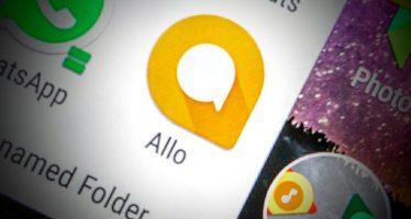 Google Allo se actualiza y presenta modo paisaje, atajos y dibujo de emojis