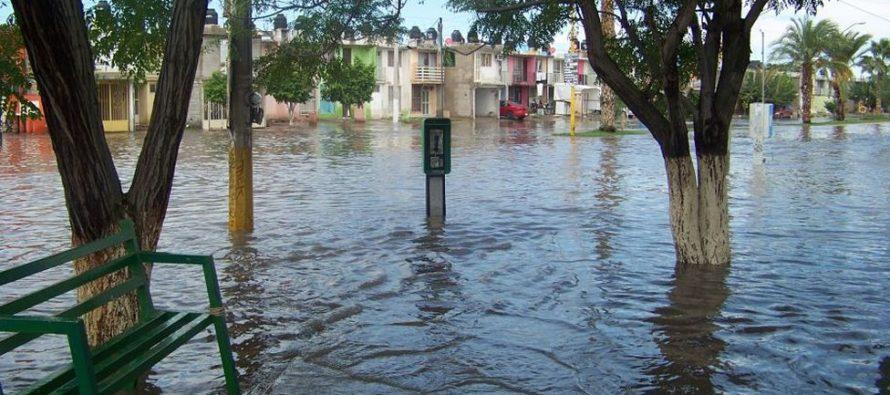 Infonavit ayudará a afectados en sus casas por lluvias caídas en Durango