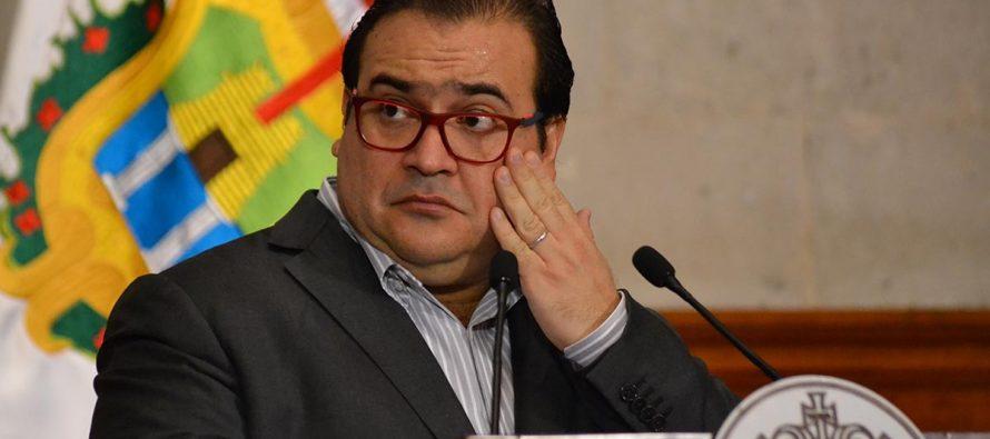 """Javier Duarte """"no ha salido de México"""", asegura la Segob"""