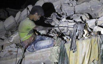 Alto el fuego durante ocho horas en Alepo anuncia Rusia