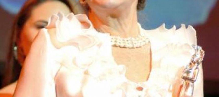 Falleció la actriz Martha Roth