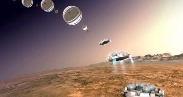 No hay señal del módulo Schiaparelli, que ya llegaría a Marte