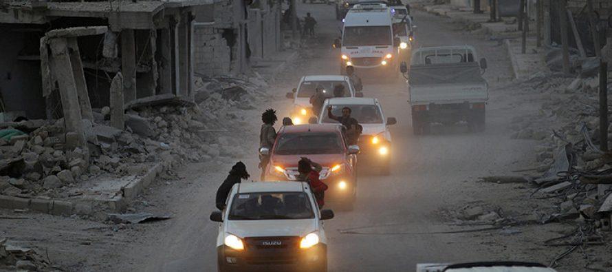 Imposible solución militar en Siria; debe desbloquearse carretera de Castello: Rusia