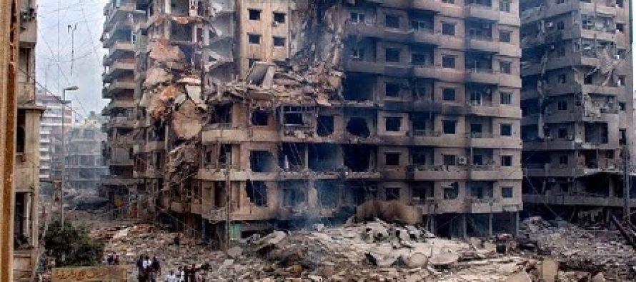 EU suspende pláticas con Rusia sobre el cese al fuego en Siria