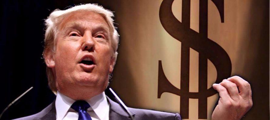 Trump gastará de su propio bolso 100 mdd para apuntalar su campaña
