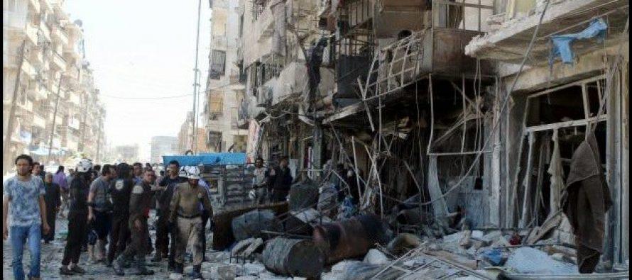 Bomba deja 25 muertos en la frontera entre Siria y Turquía
