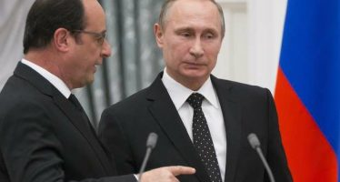 Putin posterga su visita a Francia para hablar de Siria; se acentúan los desencuentros