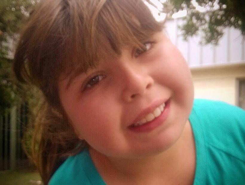 La niña Lissette