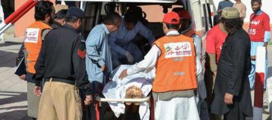 ISIS ataca escuela policiaca en Pakistán; mueren al menos 49 cadetes