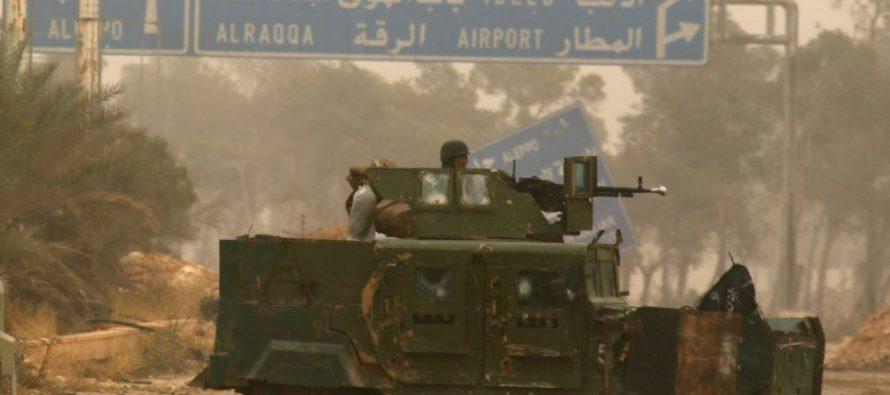 Se reanudan intensos combates en Alepo, Siria