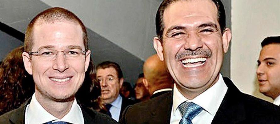 PAN niega encuentro entre Ricardo Anaya y Guillermo Padrés