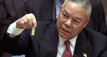 Colin Powell votará por Hillary Clinton