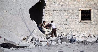 Rusia y Siria confirman bombardeo de F-16 belgas cerca de Alepo