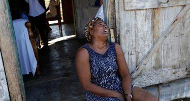Escasez y desorganización asolan a Haití tras el paso de Matthew
