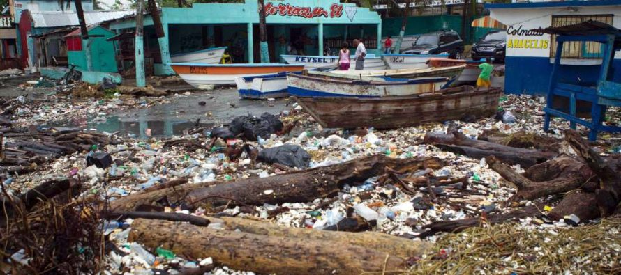 Huracán Matthew paraliza Haití y República Dominicana a horas de su paso