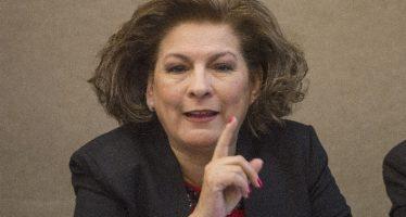 """""""No ha disminuido el número de secuestros en el país"""", dice Miranda de Wallace"""