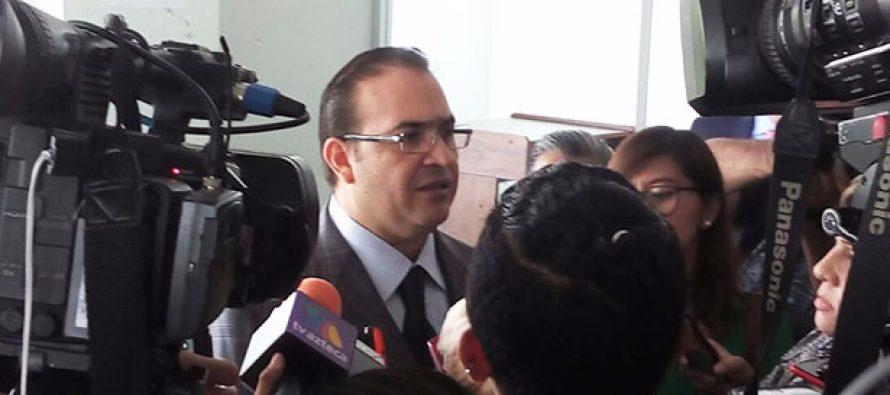 MP federal investiga en Palacio de Gobierno jarocho anomalías de Duarte