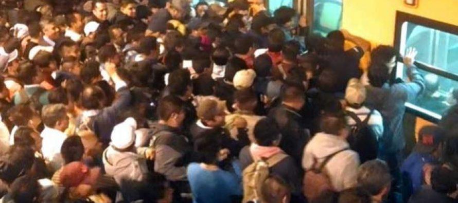 Falla provoca retrasos en la Línea 12 del Metro
