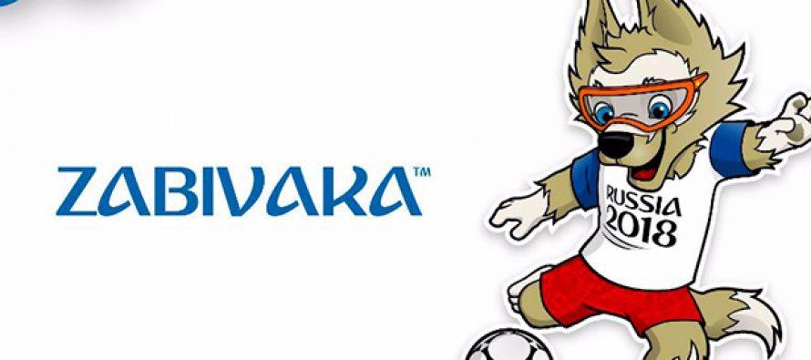 Dan a conocer a la mascota del Mundial de Fútbol Rusia 2018