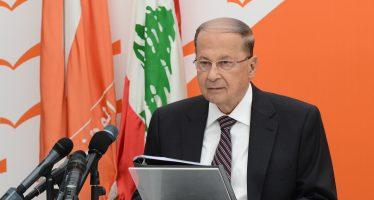 Parlamento del Líbano elige presidente al ex militar Michel Aoun