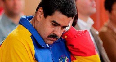 Maduro eleva 40% el salario mínimo antes de la huelga general en Venezuela