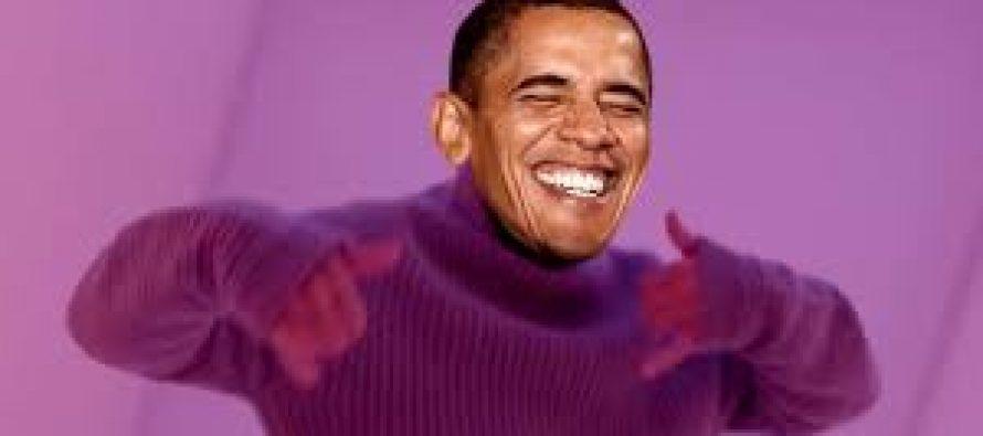 Nuevo video muestra a Obama bailando hip hop