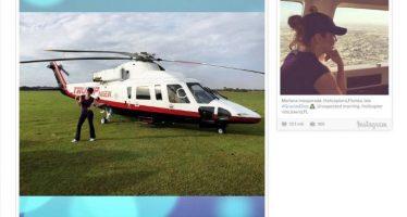 LadyTrump llaman a Thalía en las redes sociales