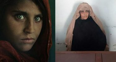 Tribunal de Pakistán niega liberar a mujer que fue portada de National Geographic