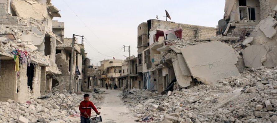 Habrá una tregua humanitaria este viernes en Alepo, anuncia Rusia