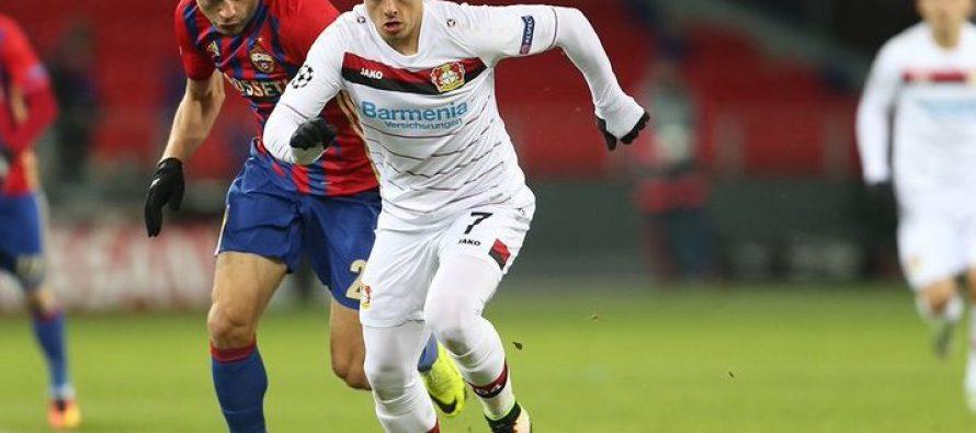 CSKA Moscú empata a unos con el Bayer Leverkusen y es eliminado