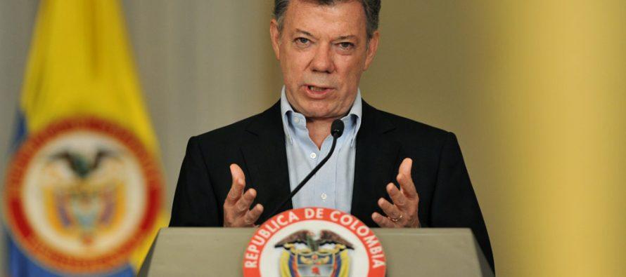 Presidente de Colombia irá por chequeo médico de emergencia a EU