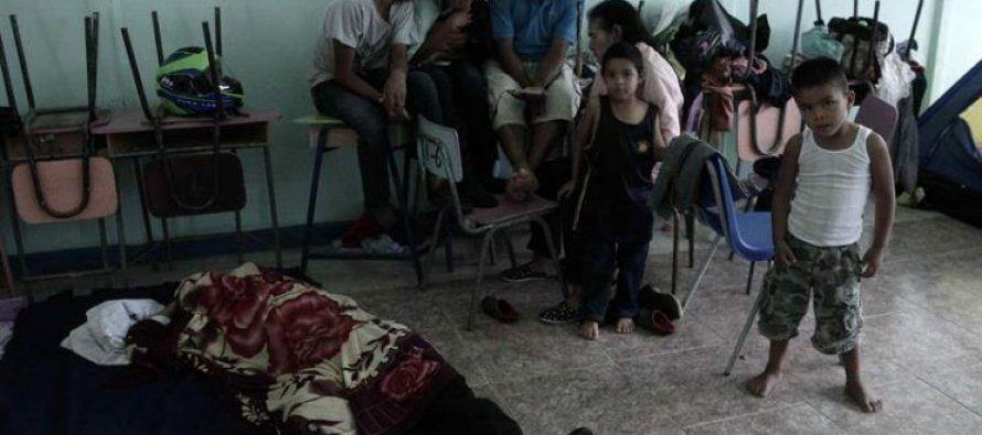 Huracán Otto deja destrozos en Nicaragua y Costa Rica; no han contado a los muertos
