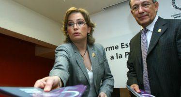 Presenta renuncia Susana Pedroza, de Atención a Víctimas; critica reforma a ley