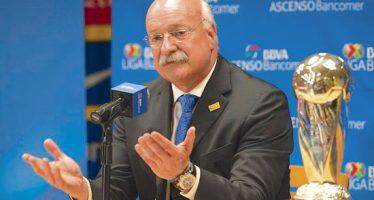 México estará en la Libertadores hasta 2018
