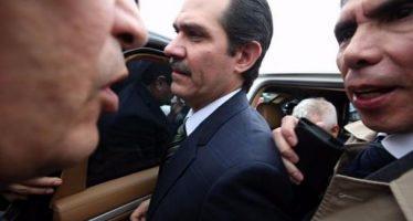 Guillermo Padrés está detenido en el Reclusorio Oriente