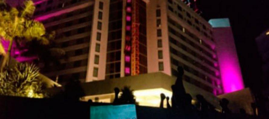Profepa clausura obras en hotel de Cancún