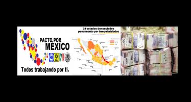 El Pacto por México, ¿patente de impunidad?</span></p>VOCES OPINIÓN Por: Lic. Mouris Salloum George