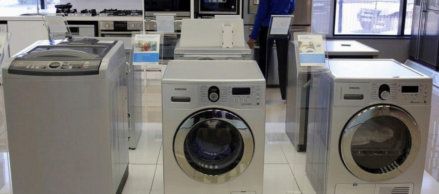 Retiran del mercado 2.8 millones de lavadoras por peligrosas