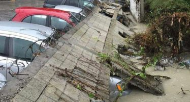 Intensas lluvias en Tamaulipas afectan a 17 mil familias