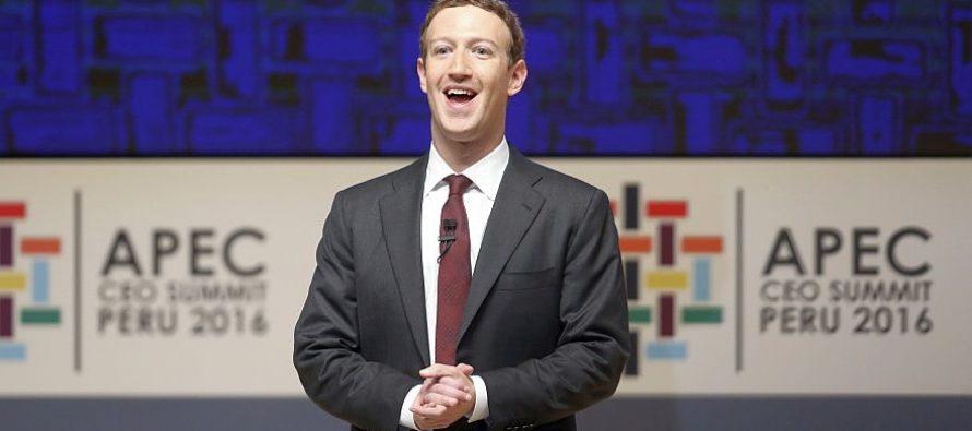 Conectividad global, clave para erradicar la pobreza y lograr un mundo mejor: Zuckerberg