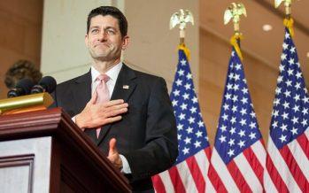 Republicano Paul Ryan es reelegido en la Cámara Baja de EU