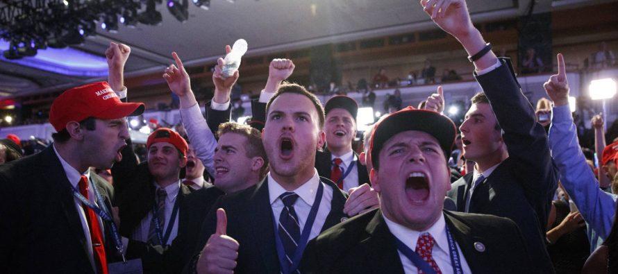 Trump celebró su victoria en Nueva York; llama a la unidad